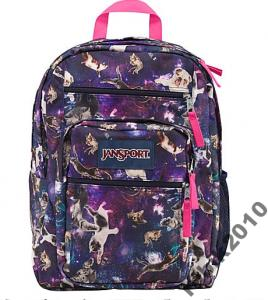 JanSport Plecak Torba BigStudent Tea Rose zUSA