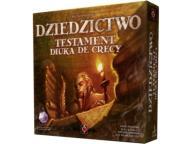 Dziedzictwo: Testament Diuka de Crecy [PL] - W-wa