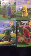 ŻUCZKI DO NAUKI ANGIELSKIEGO DVD BABY BEETLES X 4