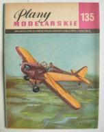 Plany Modelarskie PM 135 Fly Baby