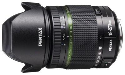 Pentax DA 18-270mm f3.5-6.3 ED SDM Warszawa