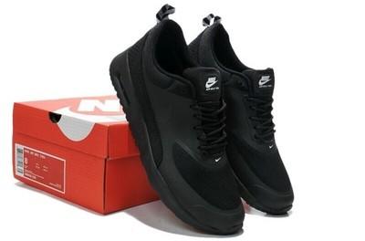 Damskie buty nike air max thea czarne r. 36 40 Zdjęcie