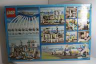 KLOCKI LEGO 7744 KOMISARIAT