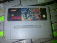 Jungle Strike / SNES