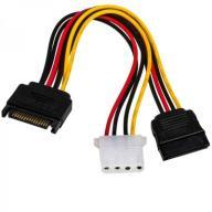 Adapter komputerowy SATA na MOLEX i SATA