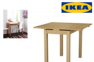 Ikea Bjursta Stół Rozkładany 507090x90 Cm 5718869084