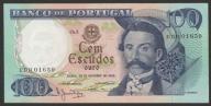 Portugalia - 100 escudos - 1965 - stan UNC -