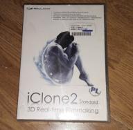 iClone 2 Standard Edition PL /program PC Grafika