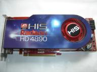RADEON HD 4890 DDR5 1GB HIS