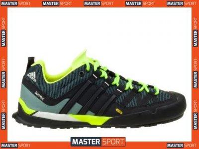 Terrex Solo Buty Sportowe Adidas (B24423) Czarne, Szare