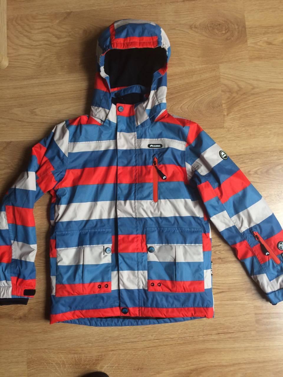 482b58a7af0a1 Kurtka narciarska Elbrus 140 stan idealny - 7066861271 - oficjalne ...