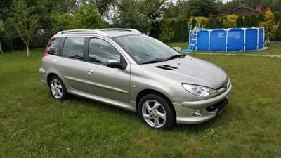 Sprzedam Peugeot 206 Sw 1 6 Benzyna Automat 6991326591 Oficjalne Archiwum Allegro