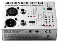 Behringer CT100 Tester Przewodów / Kabli