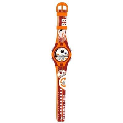 Cyfrowy zegarek STAR WARS BB8