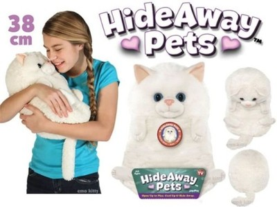 Maskotka Hide Away Pets Chowajacy Sie Kotek 6477899211 Oficjalne Archiwum Allegro