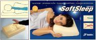 Poduszka ortopedyczna SoftSleep Contour Mobilex L