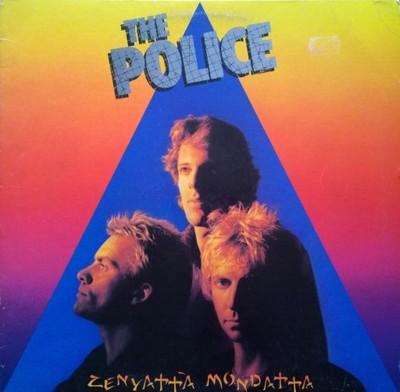 POLICE - Zenyatta Mondatta    LP  (EX)