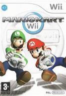 mario kart Wii + kierownica