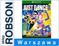 JUST DANCE 2016 XBOX ONE KINECT SKLEP