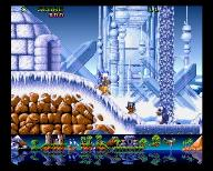 FIRE & ICE -  ATARI ST - BOX