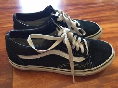 buty vans używane