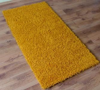 Dywan Shaggy żółty 120x170 Cm 2 Inne Kolory