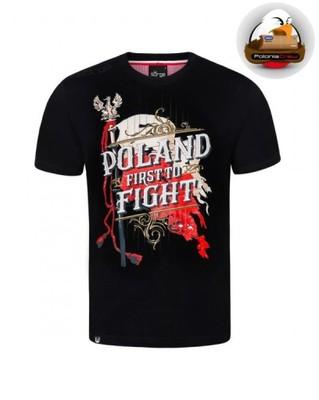 24d9a3cc0 KOSZULKA POLAND FIRST TO FIGHT S - SURGE POLONIA - 5583762397 ...