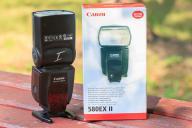 Lampa reporterska Canon Speedlite 580EX II