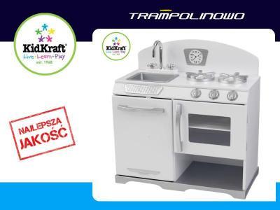 Kuchnia Retro White Kidkraft Super Jakość Prezent