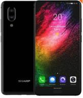 SHARP AQUOS S2 4GB 64GB NFC VoLTE FHD BLACK PL