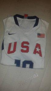 Koszulka reprezentacji USA Kobe Bryant 10 !