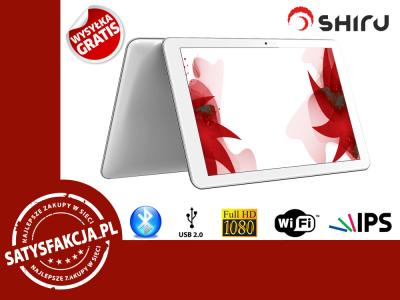 TABLET SHIRU SHOGUN 10 ULTIMATE 4x1.4 32GB IPS FHD