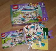 Lego Friends Lecznica dla zwierząt 41085 używane