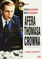 AFERA THOMASA CROWNA (1968) [DVD]