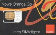 Nowe Orange Go - 2 - GSM SIM