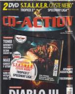 7/2012  CD ACTION.2 DVD S.T.A.L.K.E.R CZYSTE NIEBO