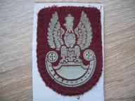 Orzełek wz.93 - Guma Wojska Powietrznodesan. (#25)