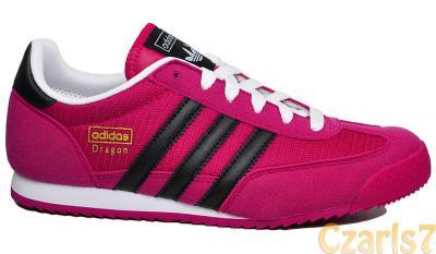 adidas dragon damskie różowe