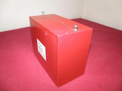 Kondensator 51,4nF 40KV DC TYNEMOUNT wym.15x12x8cm