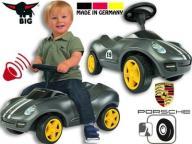 BIG Jeździk Bobby Car Porsche ciche koła +