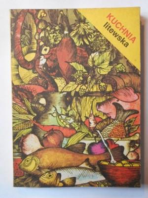 Kuchnia Litewska 6950902046 Oficjalne Archiwum Allegro