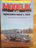 L 3000 Mercedes Benz 10/03 MODELIK wak MM