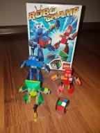 Lego 3835 Robo Champ czytaj