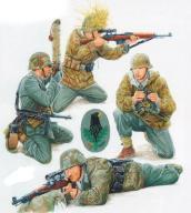 ZVEZDA German Sniper