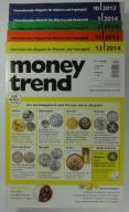 Money Trend - 5 numerów 2012-2014