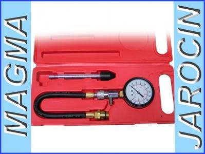 Miernik manometr do pomiaru ciśnienia sprężania 24