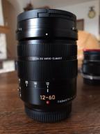 Obiektyw Panasonic Leica 12-60 f2.8-4 GH4 GH5