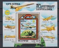 D18 . MNH Korea samolot