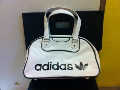f2fe13a84f184 ADIDAS torebka torba damska sportowa biała - 6215570924 - oficjalne ...