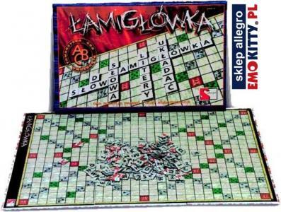 Lamiglowka Towarzyska Gra Planszowa Amo Pol 4387730832 Oficjalne Archiwum Allegro